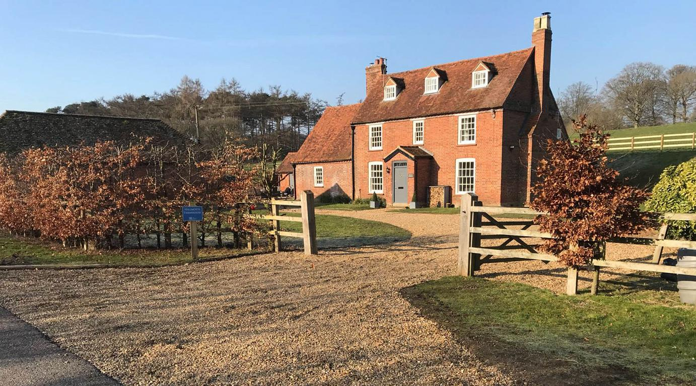 Beaconsfield boutique farmhouse holiday accommodation